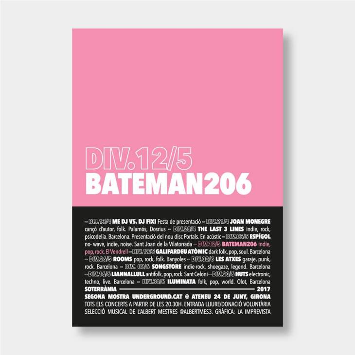 bateman206soterrània