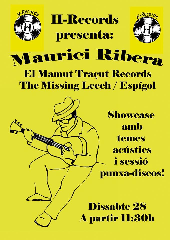 Maurici Ribera a H Records.jpg